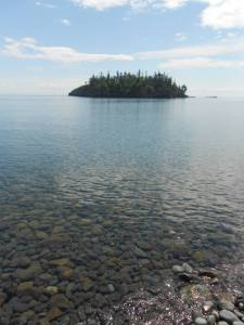 Lake Superior at Split Rock
