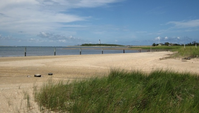 Cape Lookout National Seashore: Lookout Bight