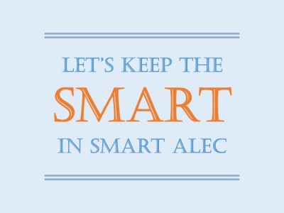 Keep the Smart in Smart Alec